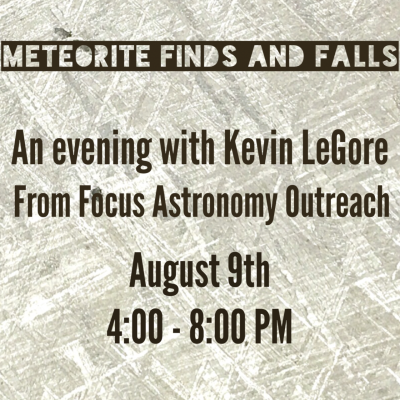 Meteorite Finds and Falls