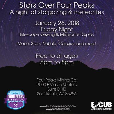 Stars Over Four Peaks