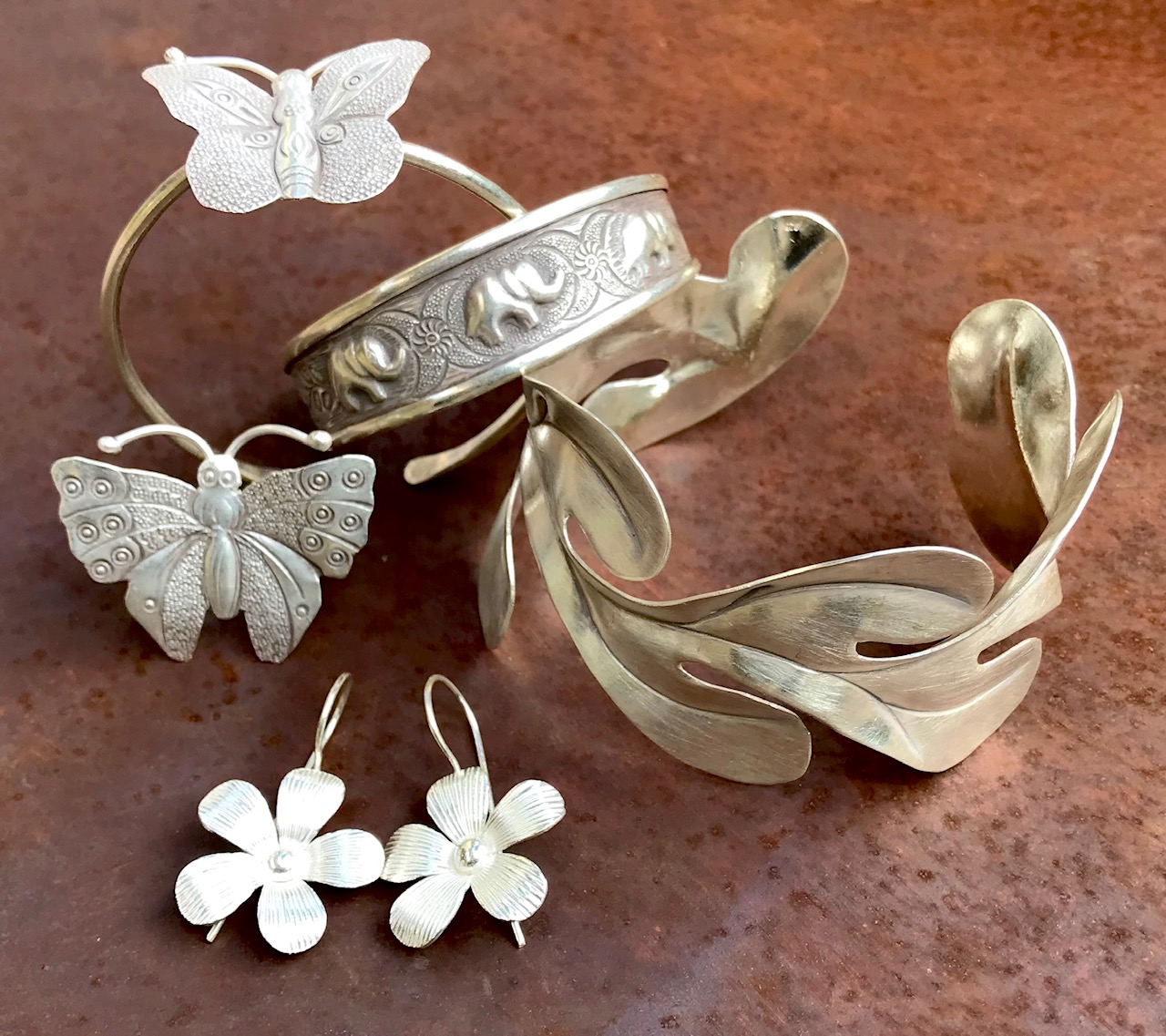 Hill Tribes Silver Jewelry Show: June 5th – 30th