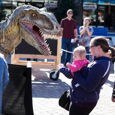 Dinosaur Takeover