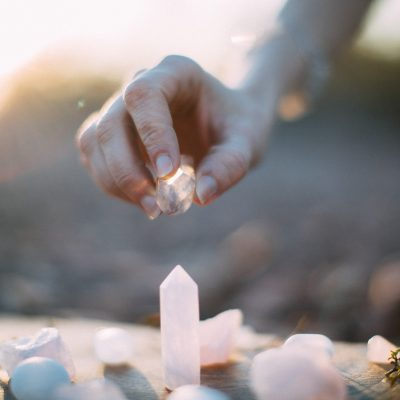 Crystals for Everyday Life with Aimee Lynn – Friday, March 15th, 5:30-7:30 PM
